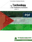 Putting Technology to Work for Palestine Activism