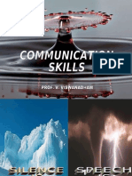 20090320 - Communication Skills - 39s - RKM  -