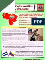 BOLETIN INFORMATIVO N°104 UNE-ALMA