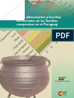 Habitos Alimentarios y Brechas Territoriales de Las Familias Campesinas en El Paraguay - PortalGuarani