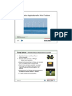 Acoutics Applications Related to Wind Turbines Webinar