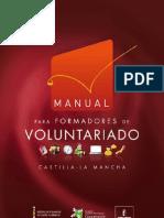 Noticia Manual Para Formadores de Voluntariado CLM