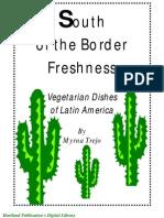 (eBook) Frontera Sur - Cocina Vegana - Recetas Tex-Mex Vegetarianas Mexicana Hispana