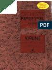 Orchester Probespiel 1