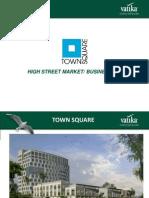 Presentation- Town Square
