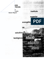 Educab - Manual de Metodos Exegeticos