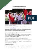 01-03-2013 ¿Cómo será la toma de protesta de Aristóteles Sandoval
