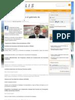 19-03-2013 Más nombramientos en el gabinete de Aristóteles Sandoval