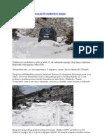Na Biokovu tijekom noći palo 20 centimetara snijega