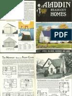 Alladin Readi-cut Homes Catalog
