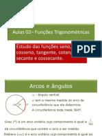 02-Funções Trigonométricas