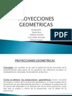 proyecciones geometricas