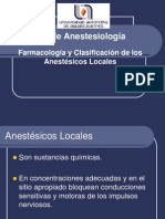 90230224 Farmacologia de Anestesicos Locales