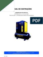 MANUAL DE INSTRUÇÕES METALPLAN 10~40 HP REV. 14