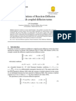52-149-1-PBNumerical Solutions of Reaction-Diffusion