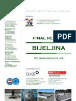 NS17 Zusammenfassung Kanalisationssystem Bijeljina
