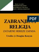 Douglas Kenyon - Zabranjena religija.pdf