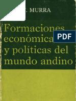 71134787 John Murra 1975 Formaciones Economicas y Politicas Del Mundo Andino