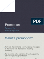 Promotion -Business & Management