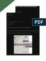 Servidor de Correo Windows Server 2008 Exchange