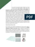 FIBRA DE VIDRIO_ especificación