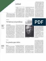 (La Vanguardia, Culturas, 30 Marzo 2011)