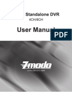 Dvr-h9114v Dvr-h9118v User Manual