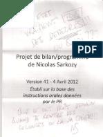 Brouillon-NicolasSarkozy 2012