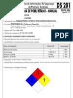Fispq 006- Espuma de Pu - Ds 201