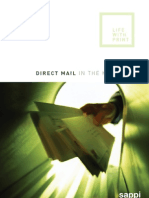 Life With Print Direct Mail in the Media Mix