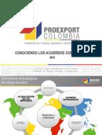 Conociendo Los Acuerdos Comerciales Tlc en Colombia
