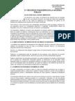 Hacienda Publica y ejes rectores del nuevo gobierno - Hector Muñoz