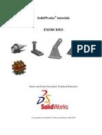 Tutorial Ejercicios Solidworks