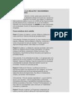 INTRODUCCIÓN A LA CELULITIS Y SUS DIVERSAS FASES EVOLUTIVAS.doc