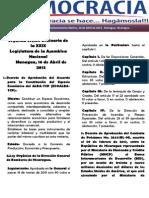 Barómetro Legislativo Diario del martes, 16 de abril de 2013.pdf