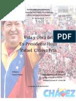 Biografía DE CHAVEZ