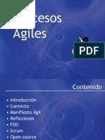 Procesos Agiles