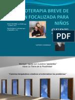 PSICOTERAPIA BREVE DE SOLUCION FOCALIZADA PARA NIÑOS