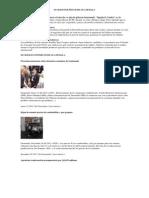 SUCESOS POLÍTICOS DE GUATEMALA