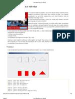 Clase Graphics y sus métodos