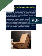 94837036 Muebles de Carton
