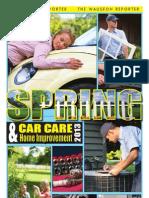 2013 Spring Home Improvement & Car Care Guide
