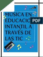 Musica Infantil a través de las TIC