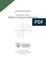 Modulo_6 Funciones Polinomicas
