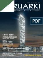 PeruArki, Revista de Arquitectura, Diseño y Decoración Numero 1.pdf
