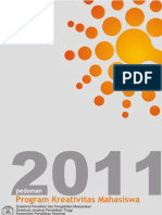 Pedoman PKM 2011