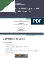 Producción de NaSH