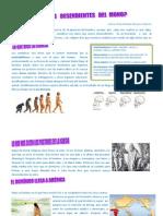 Articulo de Divulgacion Somos Descendientes Del Mono