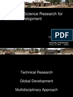 Kentaro Toyama - Computer Science Research for Global Development