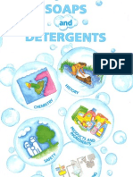 Soaps and Detergents Book